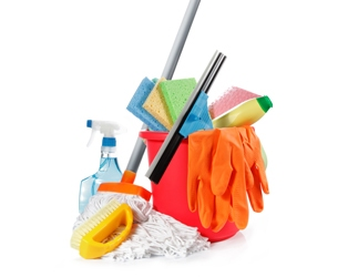 gants lingettes ponges brosses comment les nettoyer promaids service d entretien. Black Bedroom Furniture Sets. Home Design Ideas